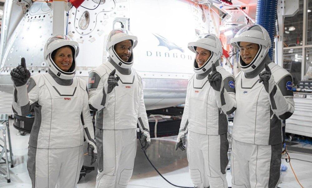 Что будет, если полетят четыре человека - запуск SpaceX Crew-1
